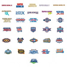 TVI : Rating the Superbowl Logos in Honor Of Superbowl XLVII