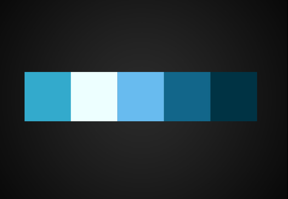 Color Palette - TVI Creative Agency