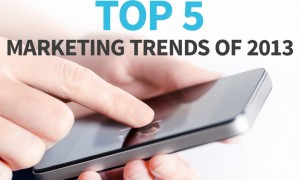Top 5 Marketing Trends of 2013 in review | TVI