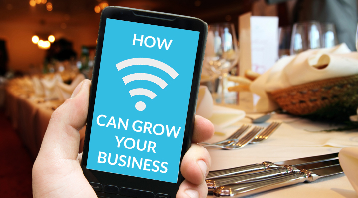 How wi-fi can grow your business